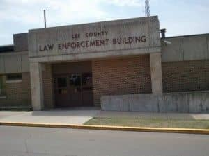 Lee County IL Jail