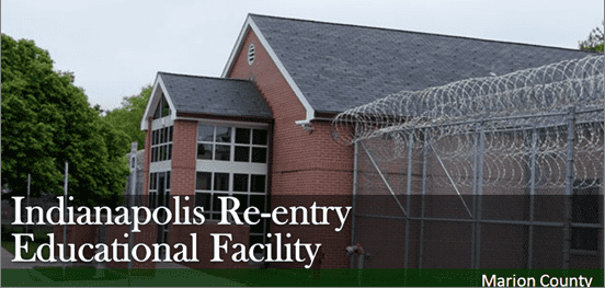 Indianapolis Re-Entry Educational Facility