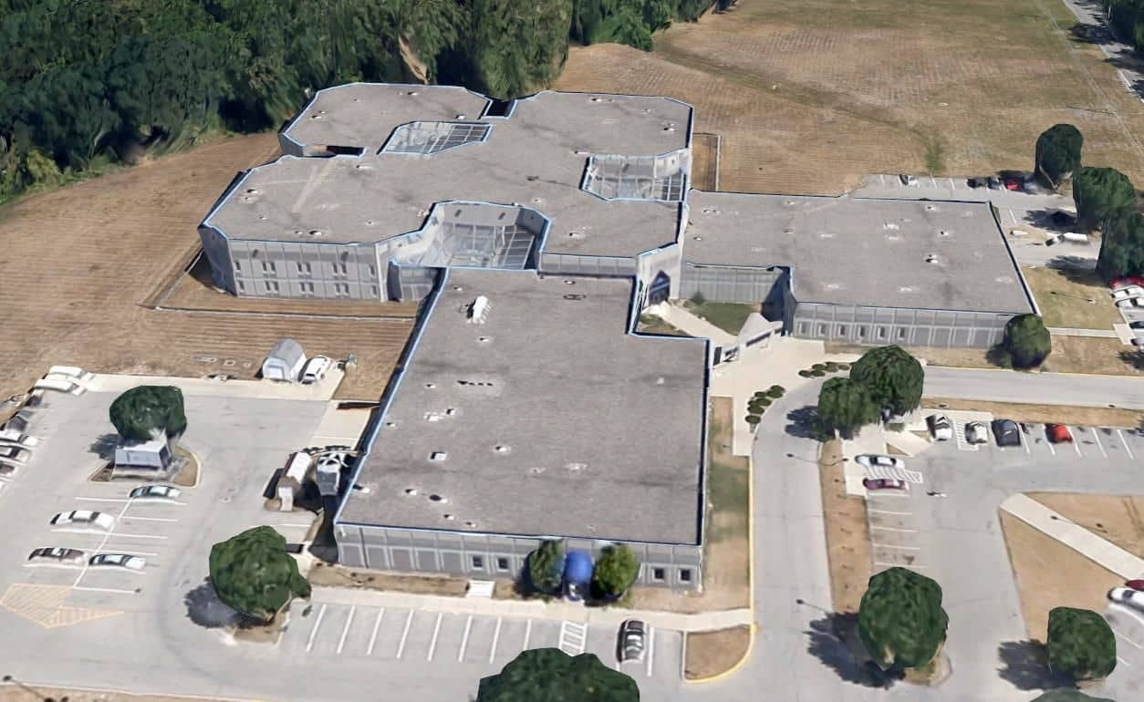 Pendleton Juvenile Correctional Facility