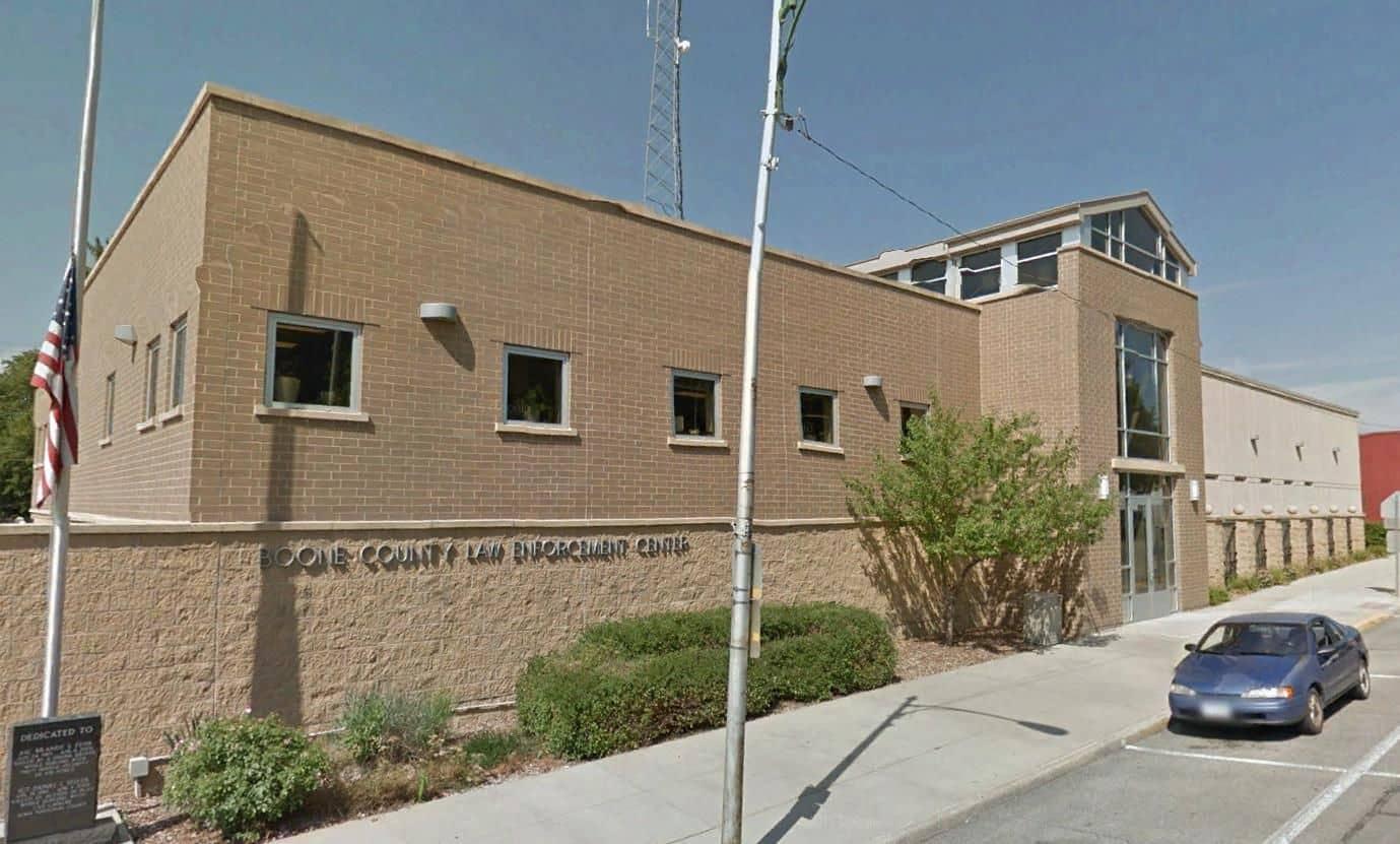 Boone County IA Jail