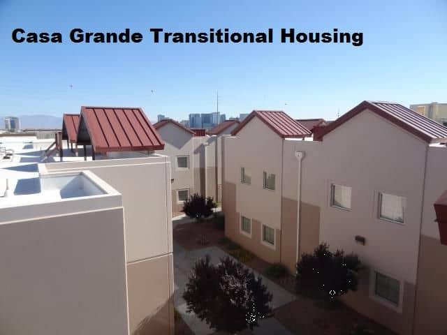 Casa Grande Transitional Housing - CGTH