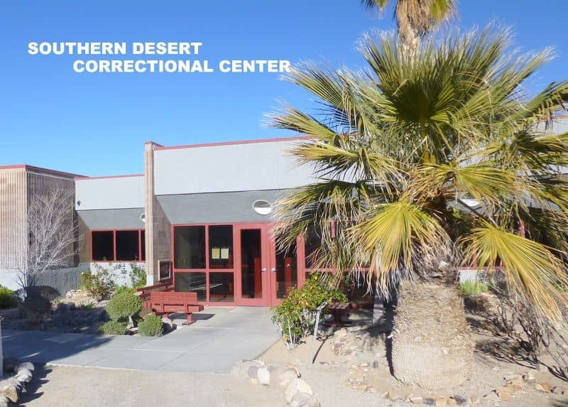 Southern Desert Correctional Center - SDCC