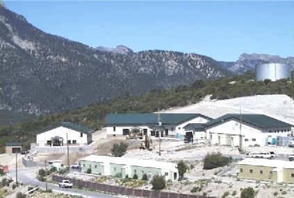 Spring Mountain Youth Camp (SMRC)
