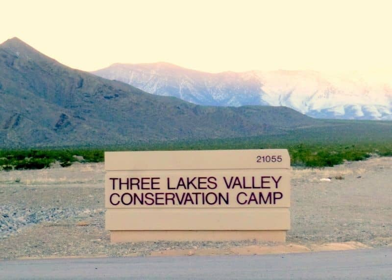 Three Lakes Valley Conservation Camp - TLVCC