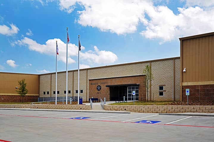Walker County TX Jail